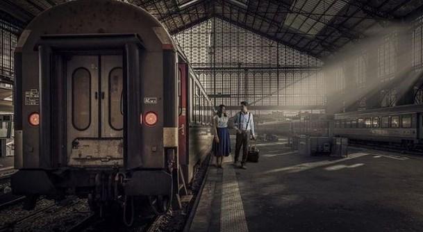 Arti Mimpi Naik Kereta Api